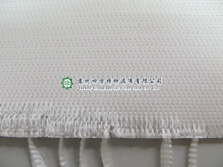 Multifilament filter cloth